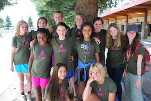 Alpengirl Montana Girls Camp