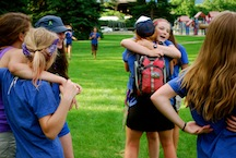 Lasting summer camp friendships