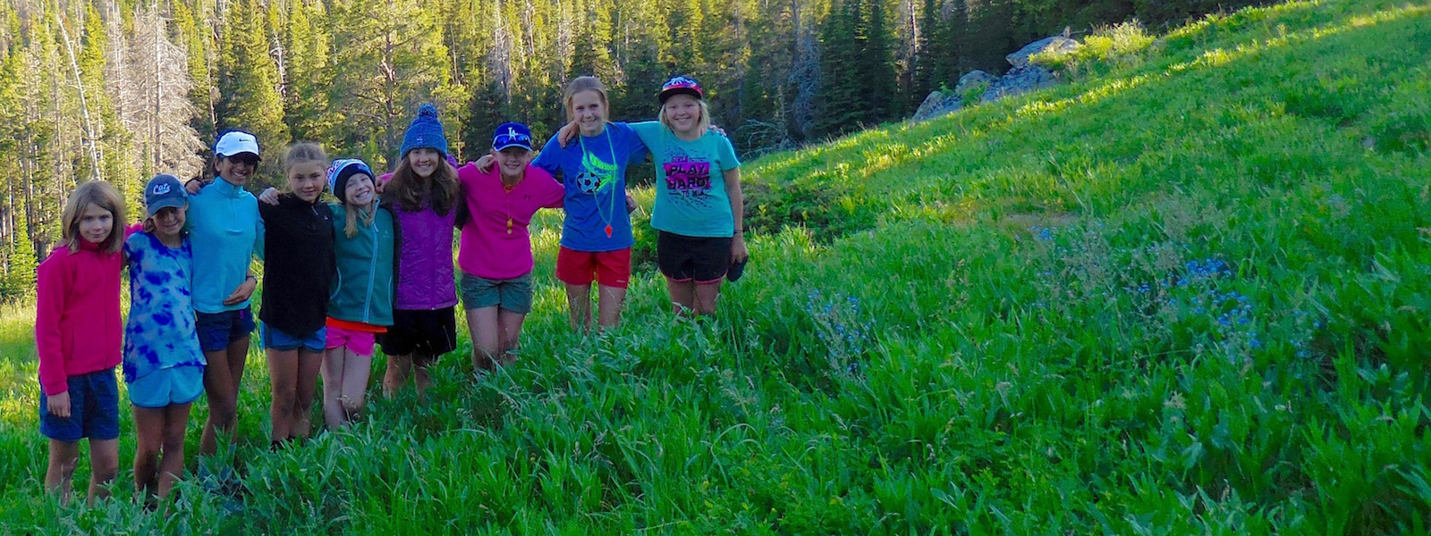 Montana Girls Summer Camp