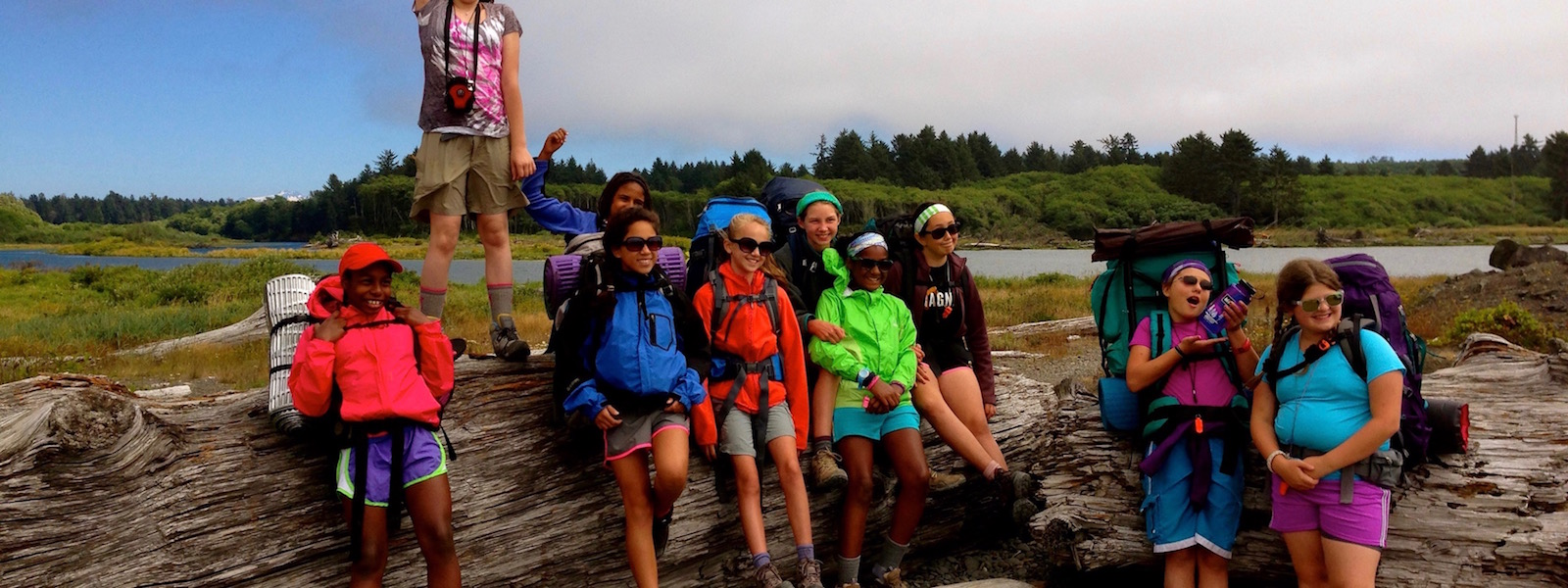 Washington Preteen Girls Camp