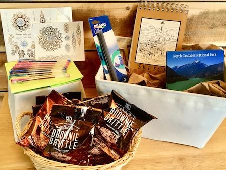 Summer Camp Care Package The Artist