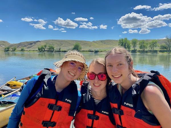 Lasting Friendships at Camp