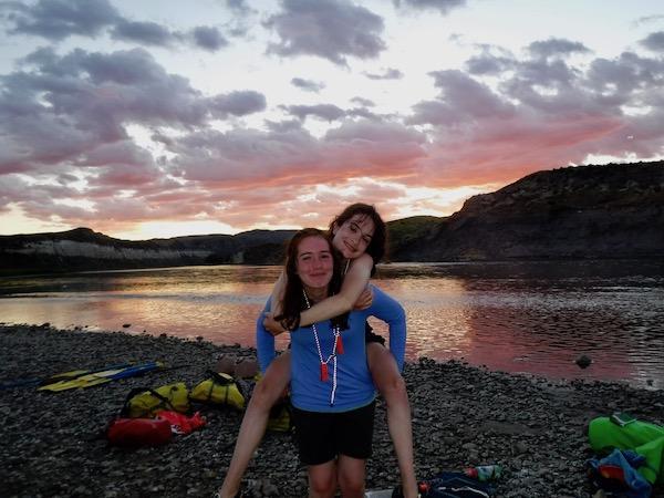 Sunset National Scenic River