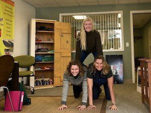 Office Alpengirl Staff 2018